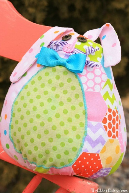 Spring Chick Tutorial - The Ribbon Retreat Blog