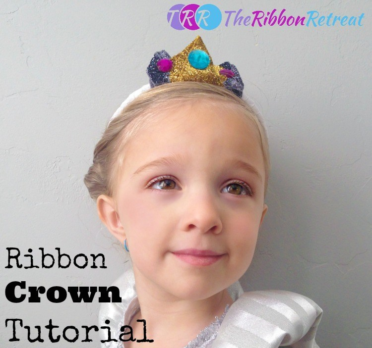 Ribbon Crown Tutorial - The Ribbon Retreat Blog