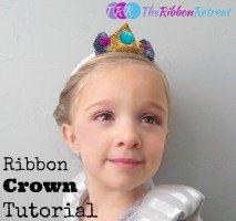 Ribbon Crown Tutorial