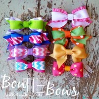 Bow Tie Bows...with and without tails