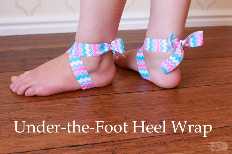 Ribbon Ankle-Wrap Shoes - The Ribbon Retreat Blog