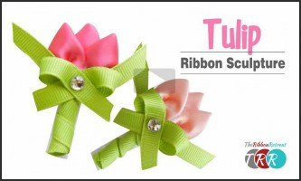 Tulip Ribbon Sculpture, YouTube Thursday