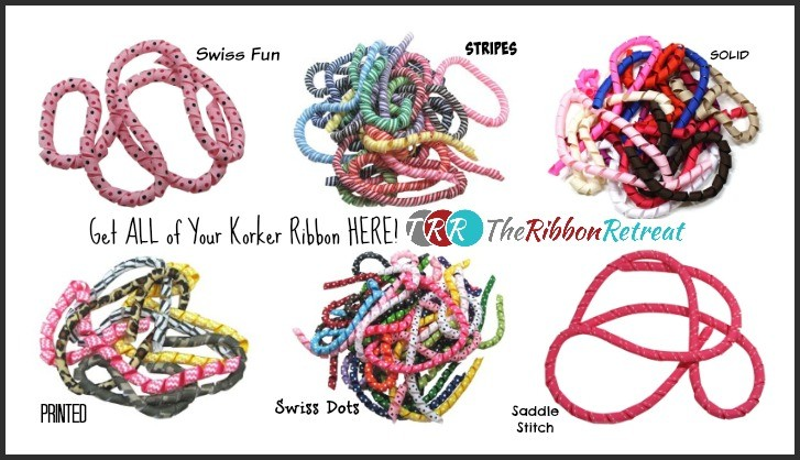 Korker Ribbon Button