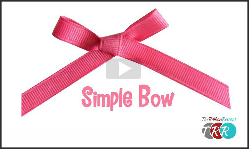 Simple Bow, YouTube Thursday