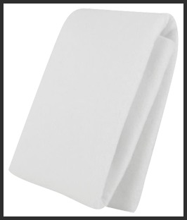 White Crafting Felt