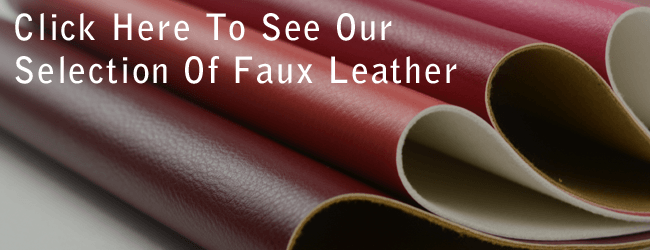 Faux Leather at The Ribbon Retreat