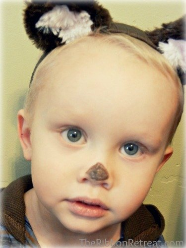 Make Your Own Animal Ears - {The Ribbon Retreat Blog}