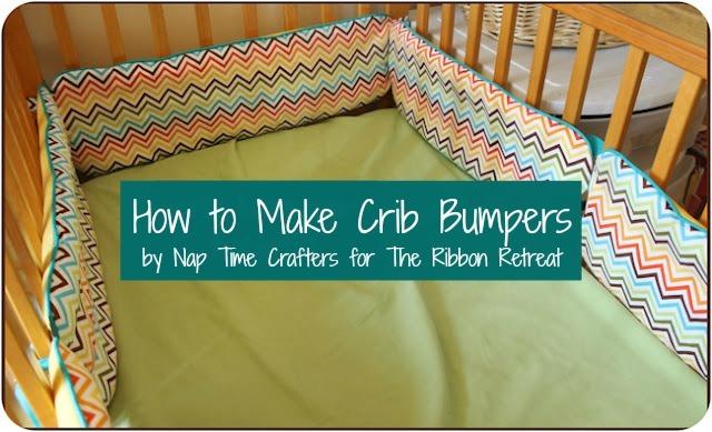 Crib Bumper Tutorial